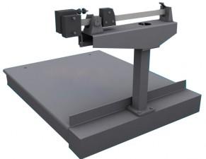 весы напольные платформенные товарные механические